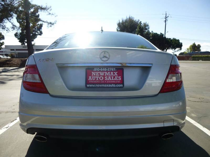 2009 Mercedes-Benz C-Class C 300 Sport 4dr Sedan - Hayward CA