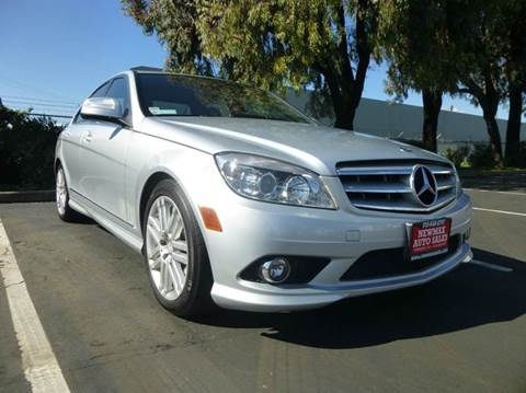 2009 Mercedes-Benz C-Class for sale at Newmax Auto Sales in Hayward CA