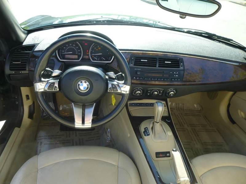 2006 BMW Z4 3.0i 2dr Convertible - Hayward CA