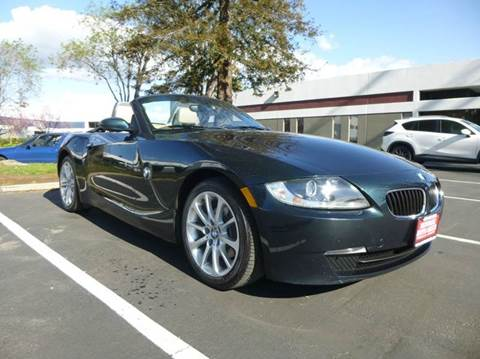 2006 BMW Z4 for sale at Newmax Auto Sales in Hayward CA