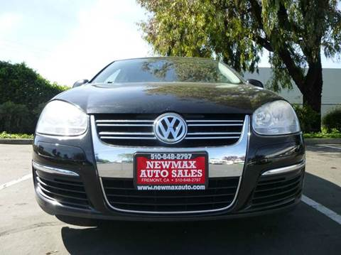 2009 Volkswagen Jetta for sale at Newmax Auto Sales in Hayward CA