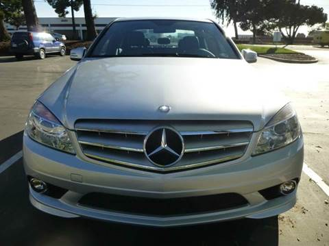 2010 Mercedes-Benz C-Class for sale at Newmax Auto Sales in Hayward CA