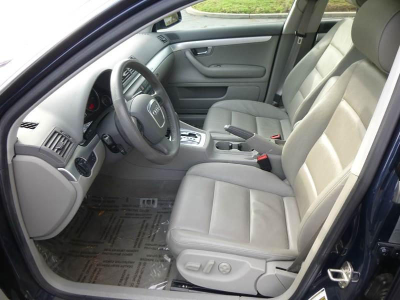 2006 Audi A4 2.0T Avant quattro AWD 4dr Wagon (2L I4 6A) - Hayward CA