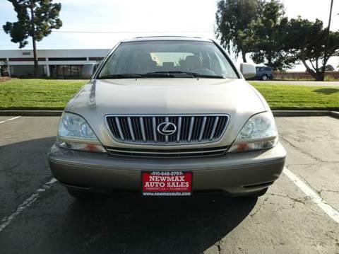 2003 Lexus RX 300 for sale at Newmax Auto Sales in Hayward CA