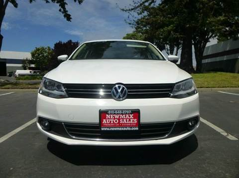2013 Volkswagen Jetta for sale at Newmax Auto Sales in Hayward CA