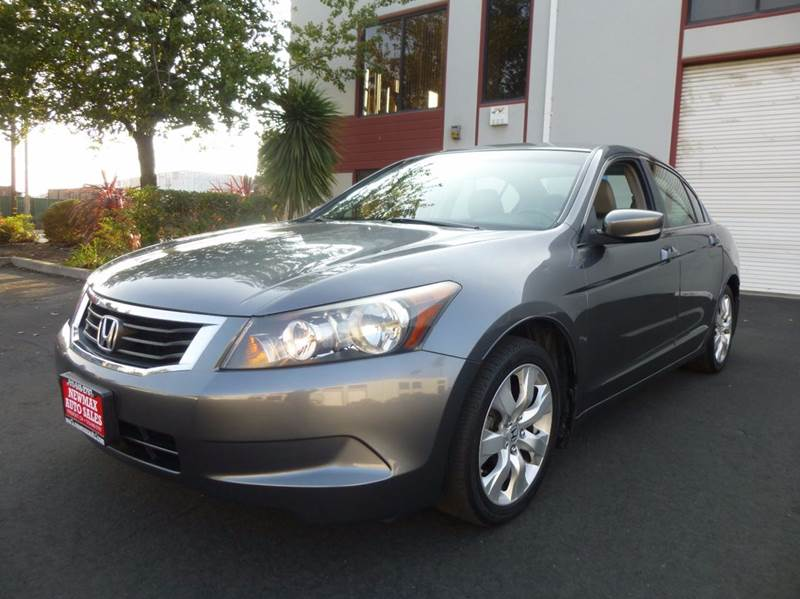 2008 Honda Accord for sale at Newmax Auto Sales in Hayward CA