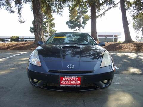 2003 Toyota Celica for sale at Newmax Auto Sales in Hayward CA