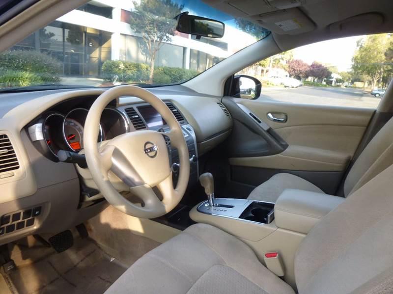 2009 Nissan Murano S 4dr SUV - Hayward CA