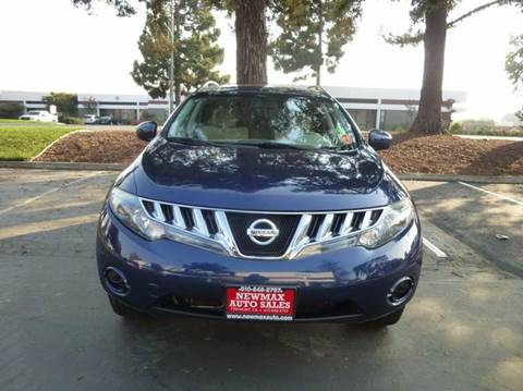 2009 Nissan Murano for sale at Newmax Auto Sales in Hayward CA