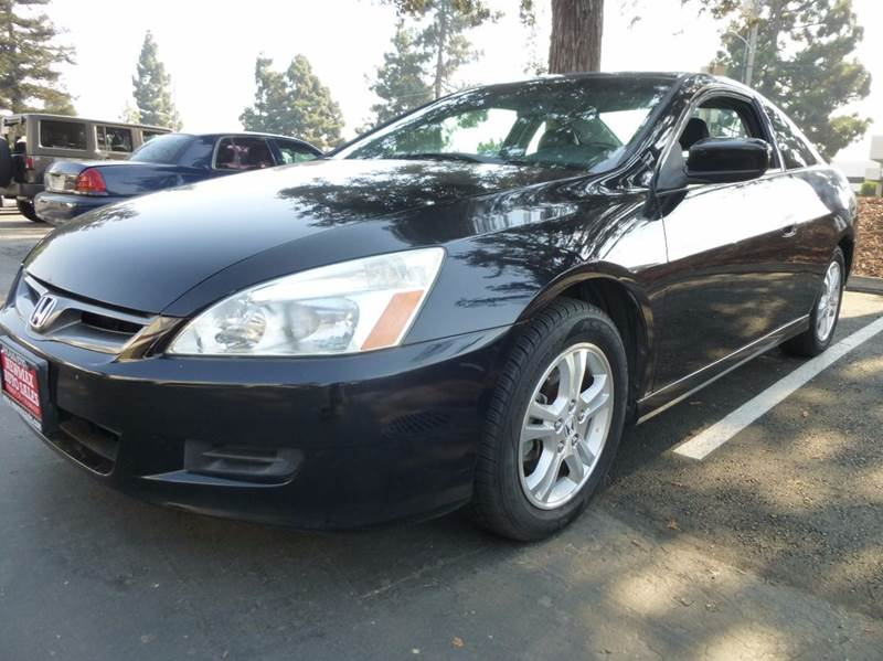 2007 Honda Accord EX L 2dr Coupe (2.4L I4 5A) - Hayward CA