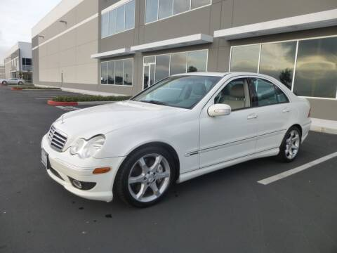 2007 Mercedes-Benz C-Class C 230 Sport for sale at Newmax Auto Sales in Hayward CA