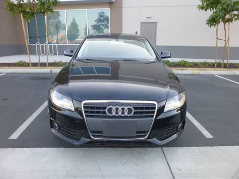 2010 Audi A4 2.0T Premium Plus for sale at Newmax Auto Sales in Hayward CA