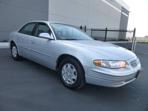 2002 Buick Regal LS for sale at Newmax Auto Sales in Hayward CA