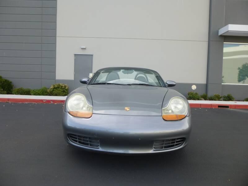 2002 Porsche Boxster 2dr Convertible - Hayward CA