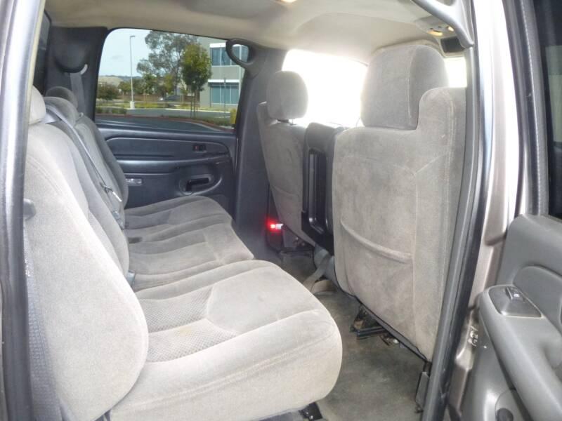 2006 Chevrolet Silverado 1500 LT1 4dr Crew Cab 5.8 ft. SB - Hayward CA
