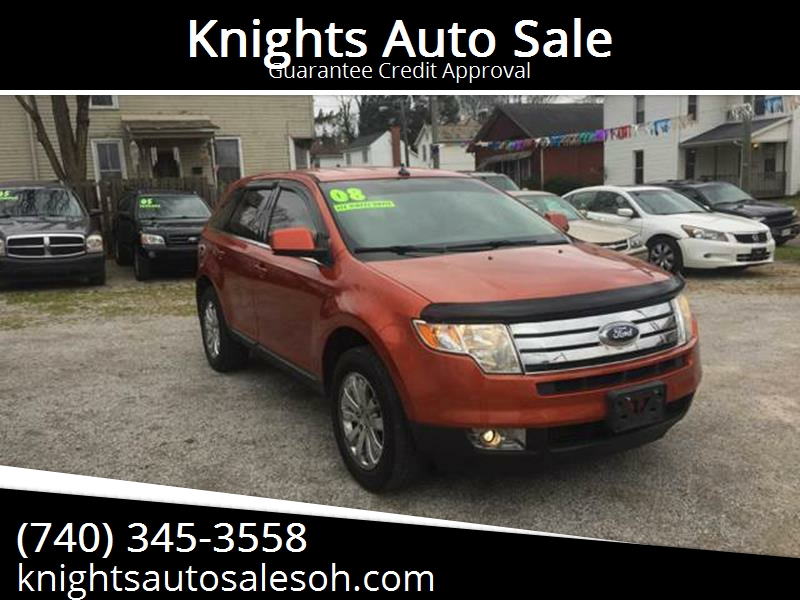 Ford Edge For Sale At Knights Auto Sale In Newark Oh