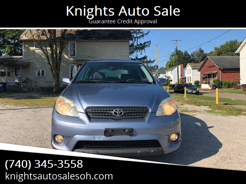 2005 Toyota Matrix For Sale At Knights Auto Sale In Newark OH