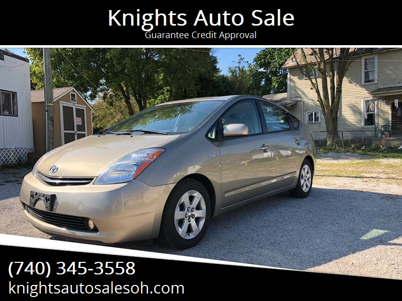 2007 Toyota Prius For Sale At Knights Auto Sale In Newark OH