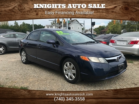 2008 Honda Civic for sale in Newark, OH