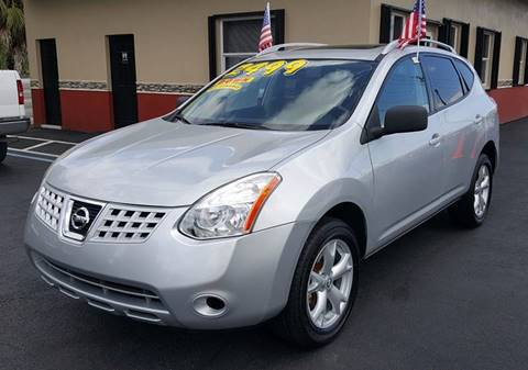 2009 Nissan Rogue for sale in Greenacres, FL
