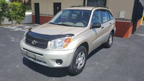 2004 Toyota RAV4 for sale in Greenacres, FL