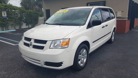 2008 Dodge Grand Caravan for sale in Greenacres, FL