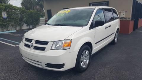 2008 Dodge Grand Caravan for sale in Greenacres, FL