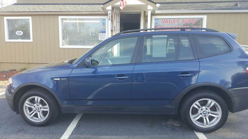 2004 Bmw X3 3.0i AWD 4dr SUV In Roanoke VA - VALLEY AUTO CONNECTION LLC