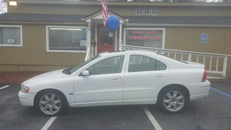 2005 Volvo S60 2 5t Awd 4dr Turbo Sedan In Roanoke Va Valley Auto