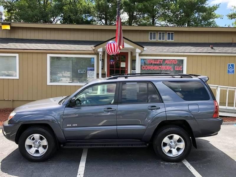 2004 Toyota 4Runner SR5 4WD 4dr SUV   Roanoke VA