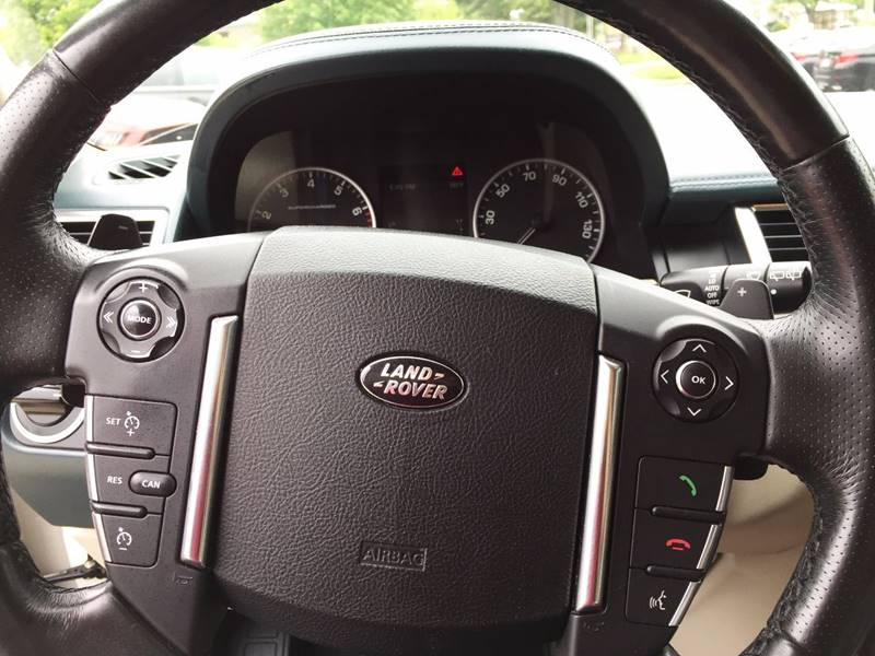 2010 Land Rover Range Rover Sport for sale at Midwest Motors in Indianapolis IN