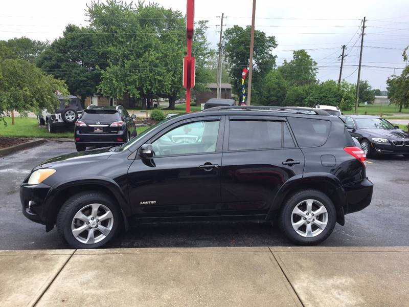 2011 Toyota RAV4 for sale at Midwest Motors in Indianapolis IN
