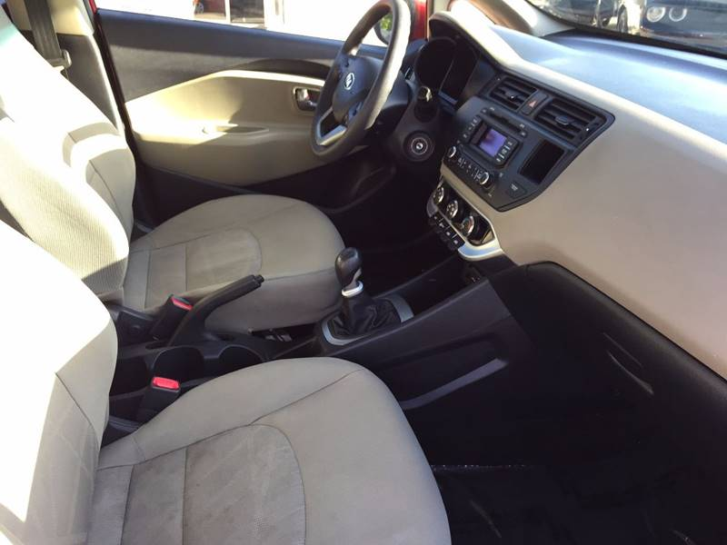 2015 Kia Rio for sale at Midwest Motors in Indianapolis IN