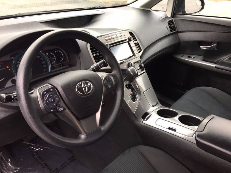 2015 Toyota Venza for sale at Midwest Motors in Indianapolis IN