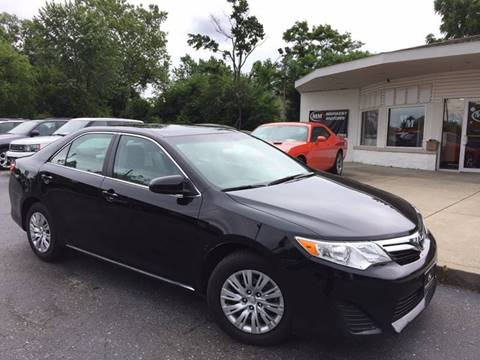 2013 Toyota Camry for sale at Midwest Motors in Indianapolis IN