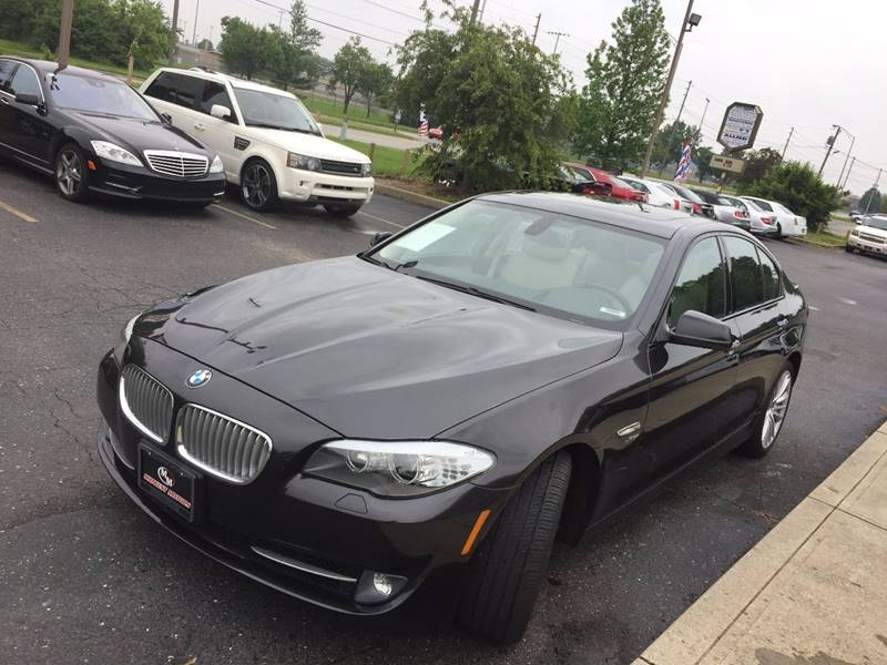 2011 BMW 5 Series for sale at Midwest Motors in Indianapolis IN