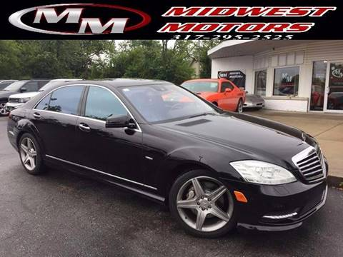 Mercedes Benz S Class For Sale Indianapolis In