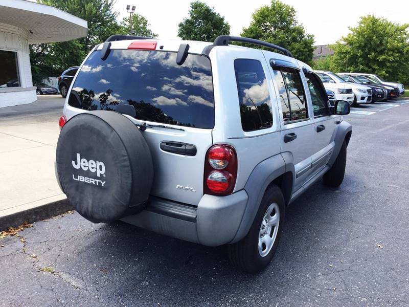 2005 Jeep Liberty for sale at Midwest Motors in Indianapolis IN