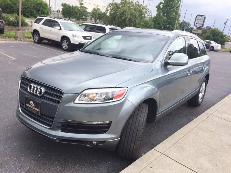 2007 Audi Q7 for sale at Midwest Motors in Indianapolis IN