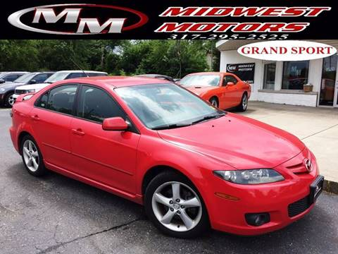 2006 Mazda MAZDA6 for sale at Midwest Motors in Indianapolis IN