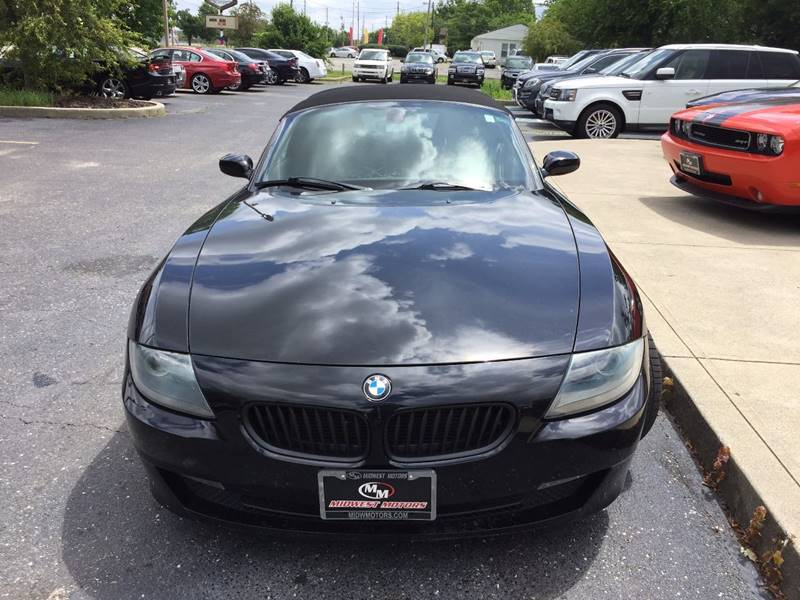 2006 BMW Z4 for sale at Midwest Motors in Indianapolis IN