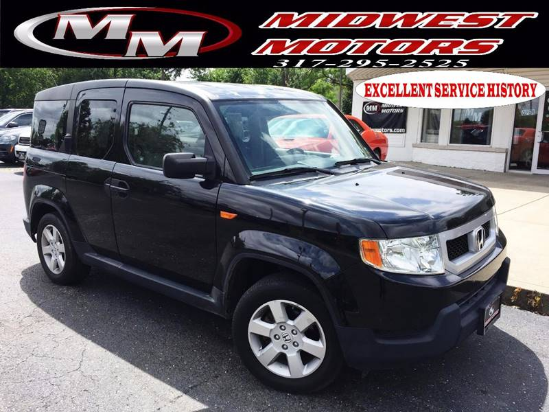 2010 Honda Element for sale at Midwest Motors in Indianapolis IN