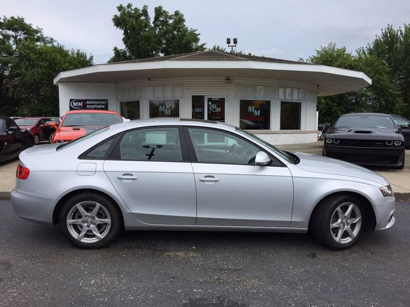 2009 Audi A4 for sale at Midwest Motors in Indianapolis IN