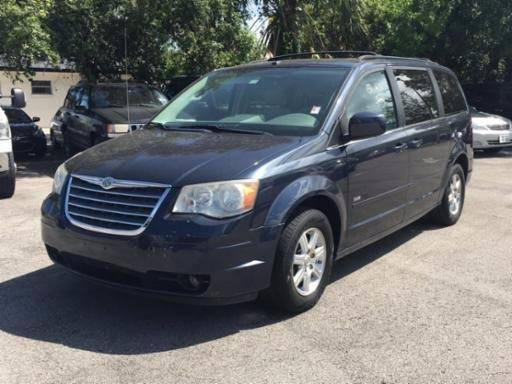 2008 Chrysler Town and Country for sale at Midwest Motors in Indianapolis IN