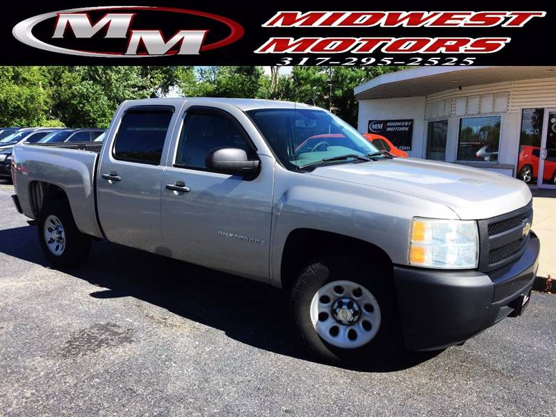 2008 Chevrolet Silverado 1500 for sale at Midwest Motors in Indianapolis IN
