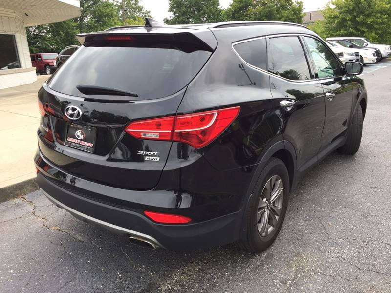 2015 Hyundai Santa Fe Sport for sale at Midwest Motors in Indianapolis IN