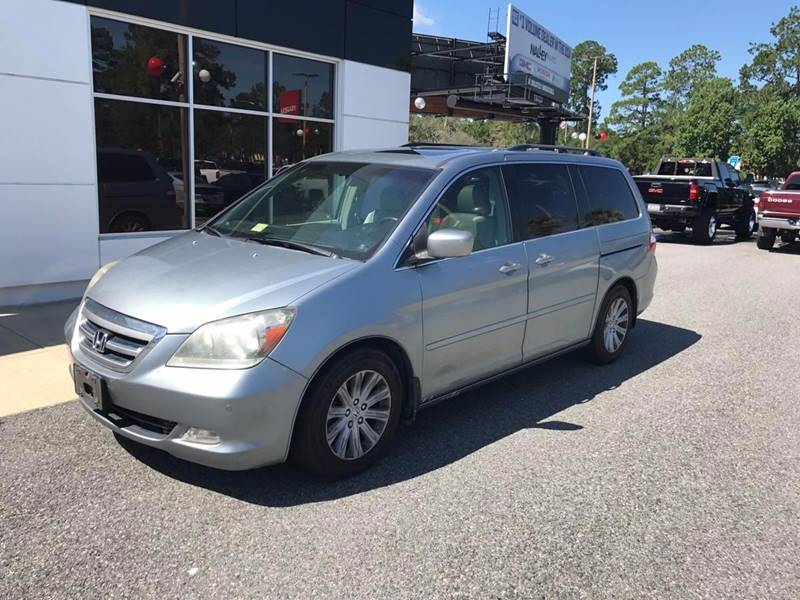 2006 Honda Odyssey for sale at Midwest Motors in Indianapolis IN