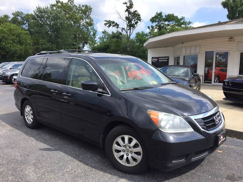 2008 Honda Odyssey for sale at Midwest Motors in Indianapolis IN