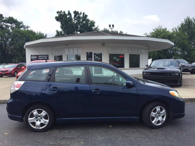2005 Toyota Matrix for sale at Midwest Motors in Indianapolis IN