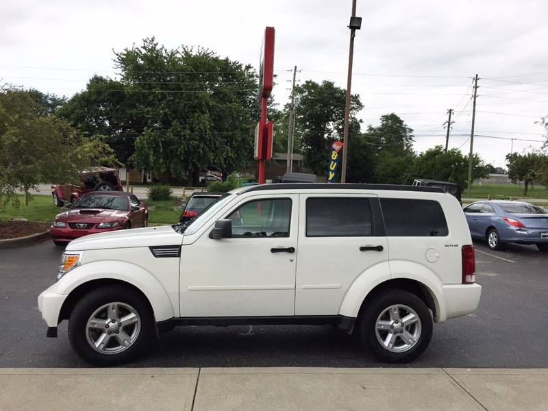 2009 Dodge Nitro for sale at Midwest Motors in Indianapolis IN